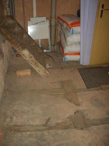 Zwischenboden ohne Bad