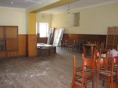 Und der alte Saal